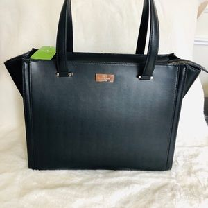 Kate Spade regatta court black